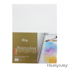 Campap Arto Watercolour A3 Painting Paper 300gsm/10pcs (Cotton)