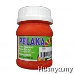 Pelaka Mural Poster Colour Vermillion Red (No.122) - 80g