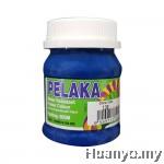 Pelaka Mural Poster Colour Dark Blue (No.130) - 80g