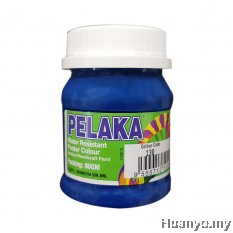 Pelaka Mural Poster Colour Dark Blue (No.130) - 80g