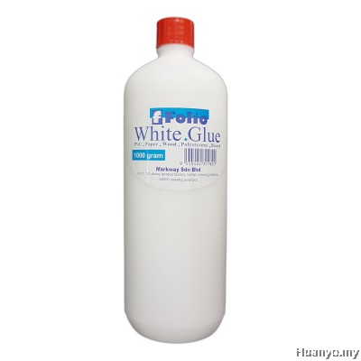 Folio PVA White Glue - 1000ML