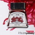 Winsor & Newton Drawing Ink - Deep Red (14ml)