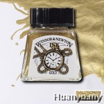 Winsor & Newton Drawing Ink - Gold (14ml)