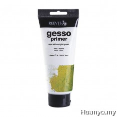 Reeves Gesso Primer - 200ml