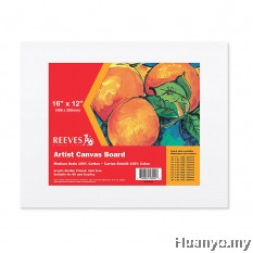 "Reeves Artist Canvas Board 16""X 12"""