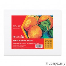 Reeves Artist Canvas Board 20