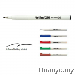 Artline 210 Sign Pen 0.6MM