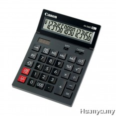 Canon 16 Digit Calculator AS-2600