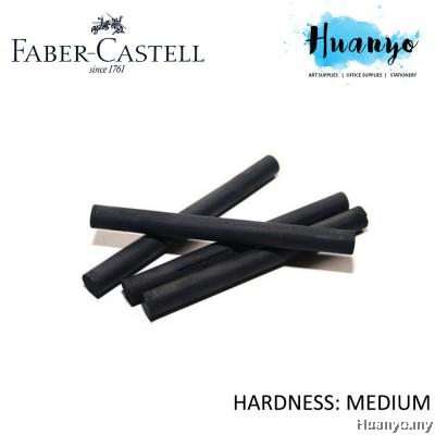 Faber-Castell PITT Compressed Charcoal Stick (Medium)