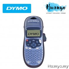 DYMO LetraTag LT-100H Handheld Label Maker (Blue)