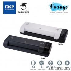 MKP Office Laminate / Laminating / Laminator Machine TA-PEER 101 (A4 size , 80-125 microns)