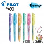 Pilot FriXion Light Pastel Soft Color Erasable Highlighter