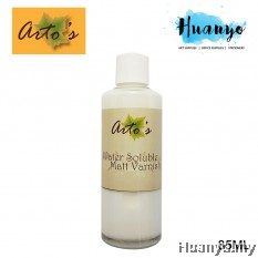 Arto's Water Soluble Matt Varnish 85ML