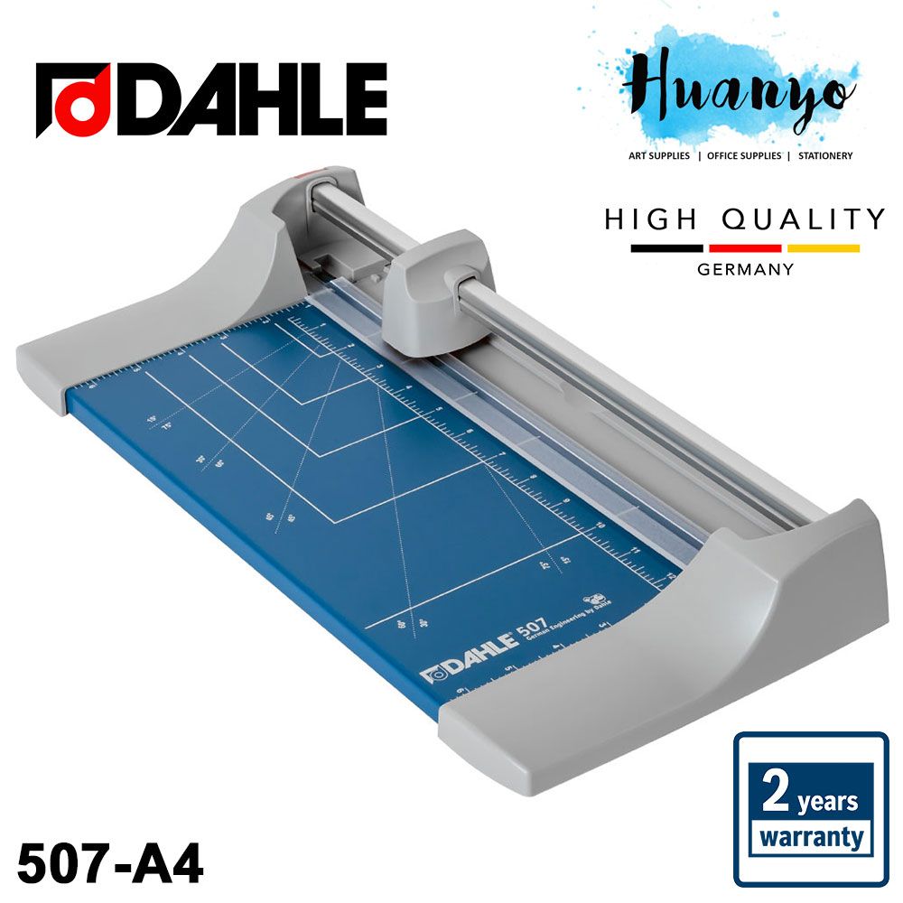 Dahle 507 Personal Rolling Trimmers Cutter (A4 - 320MM)