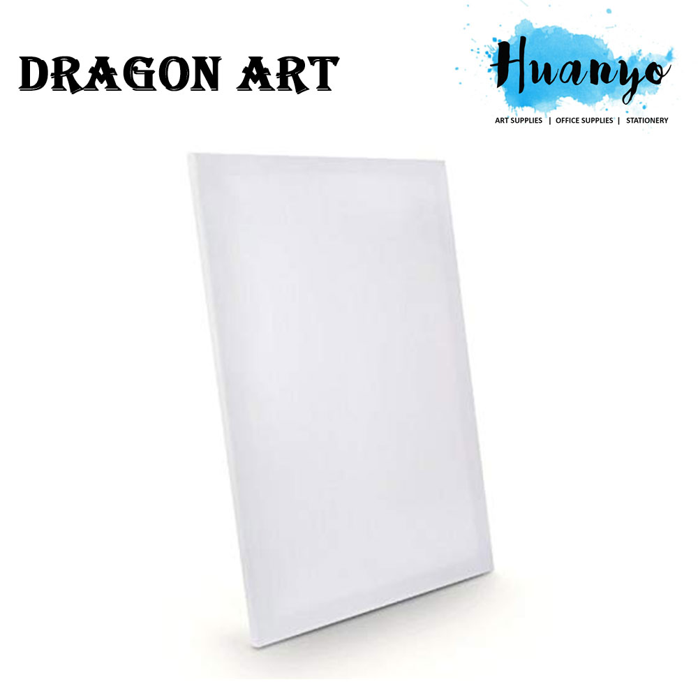 Dragon Art Artist Stretch Rectangle White Canvas (A series: A1)